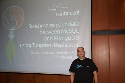 MySQL/NoSQL/Cloud Conference 2013