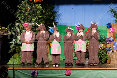 2017-18 Kindergarten Play - Three Billy Goats Gruff
