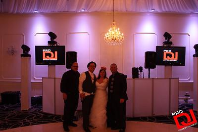 Katie & Michael's Wedding Lakeside Manor 12-31-13