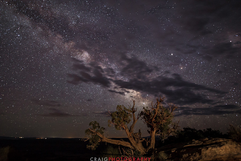 Moab Milky Way 5 Utah Dead Horse Point