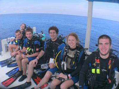 Coz Dec 2010-Jan 2011 Dive