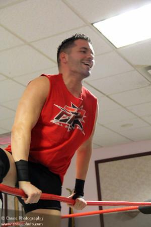 LPW 7/26/13 - Jason Blade vs Anthony Stone