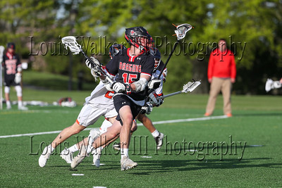 LAX Thayer at St George's on May 22, 2019