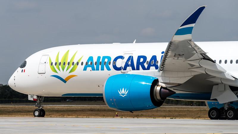 Air Caraibes / Airbus A350-941 / F-HTRE