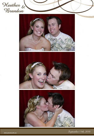 Heather and Brandon's Wedding