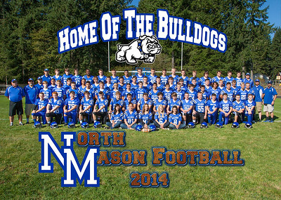 North Mason Groups 2014