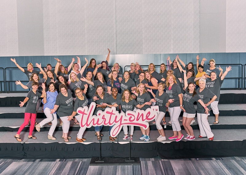 Images taken during Thirty-One Gifts - Conference 2019 - NED Team Photos on 7/21/19 by Samuel Thomas Kendall for Thirty-One Gifts