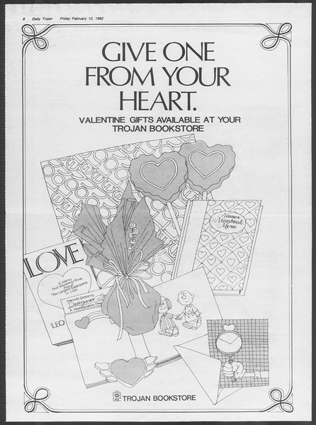 Daily Trojan, Vol. 91, No. 23, February 12, 1982