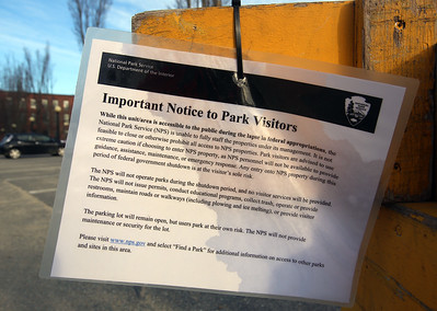 National Parks government shutdown 011119