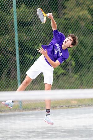 2021 - Varsity Men's Tennis