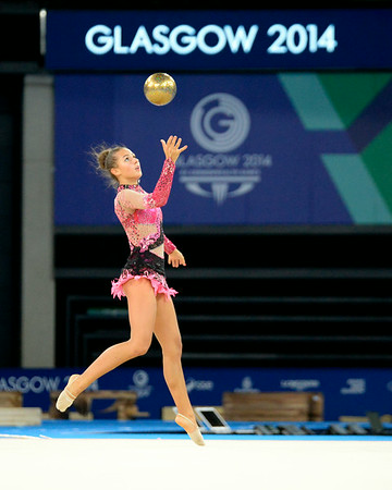 Rhythmic Gymnastics - 2014 Commonwealth Games - Glasgow, Scotland