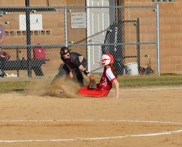 Highland Softball vs Monticello/Potosi 4-5/9-19