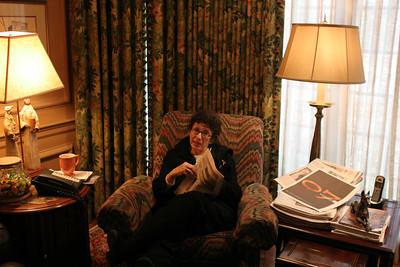 20070128-Rachel Bat Mitzvah-Brunch