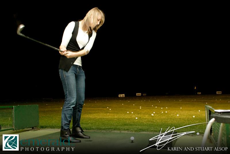 Youth Golf Night