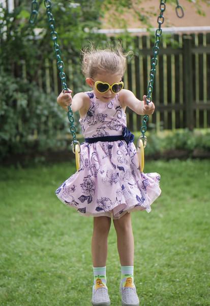 Priella Summer Portrait