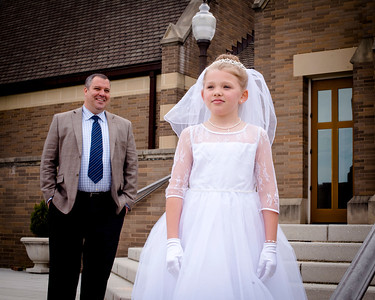 EMILY'S COMMUNION May 5th, 2018