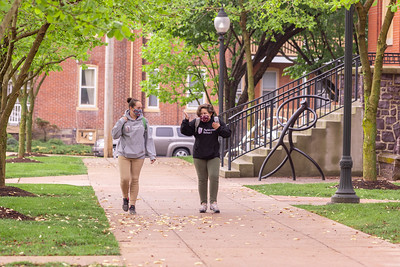 Outdoor Campus May 4th 2021