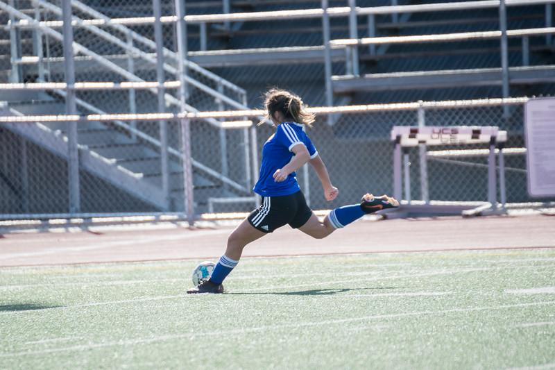 03/26/18 - San Juan Blue @ Earthquakes East Valley Blue (02 Girls U16)