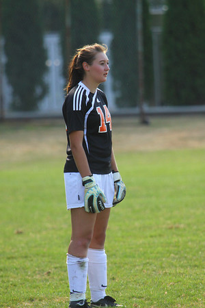 Lady Foxes Soccer