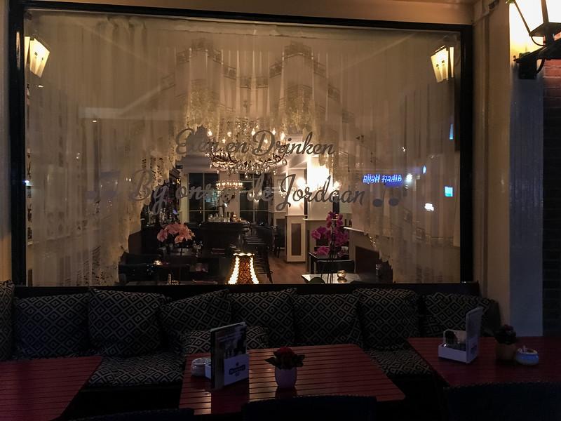 Our Favourite Amsterdam Restaurant