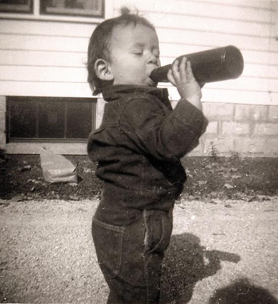George Having a Beer.JPG