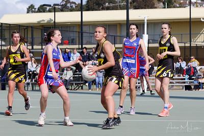 Grand Final 14s Netball