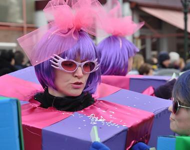 Carnaval Uulehat 2013 - Optocht