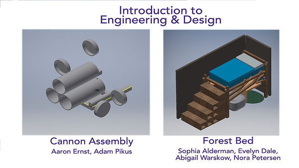 Intro to Engineering and Design18-19