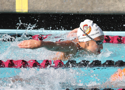PCC Swim 2/23 at Mt SAC Invitational