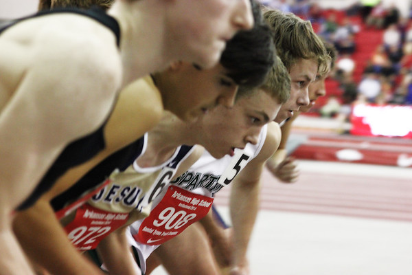 U of A High School Indoor Invitational 2014