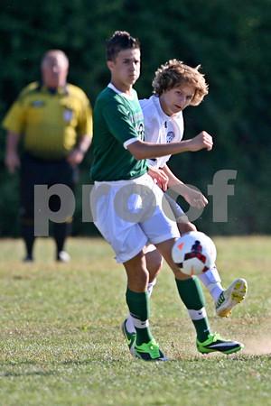 9/20/2013 - Varsity Soccer - Lindenhurst vs. Northport - Northport High School, Northport, NY