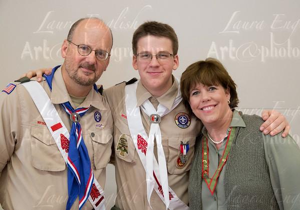 Matt McCallum: Eagle Scout
