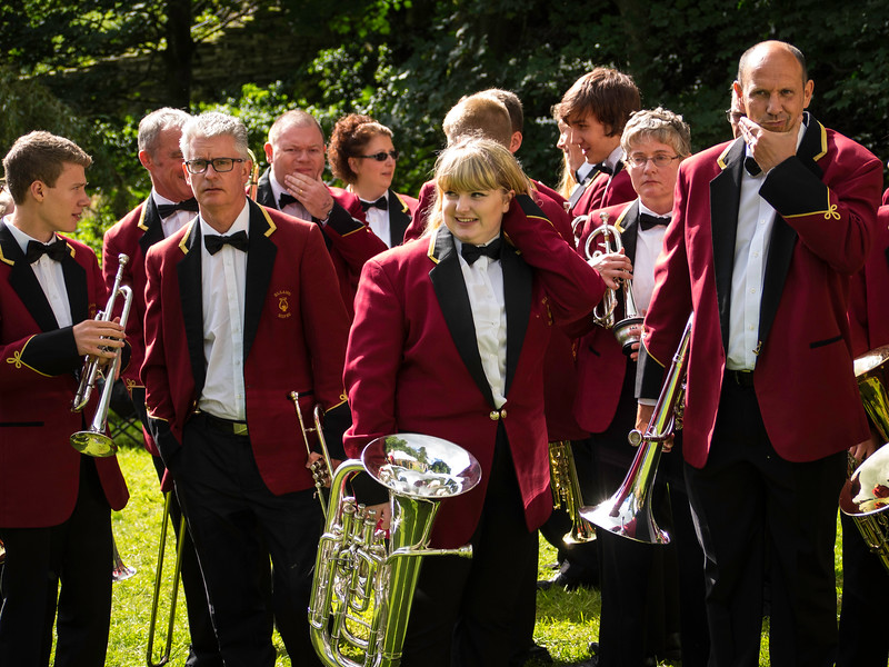 Hawes Brass Band