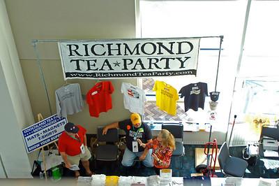 SAT. VA. Tea Party Patriots Convention 2010