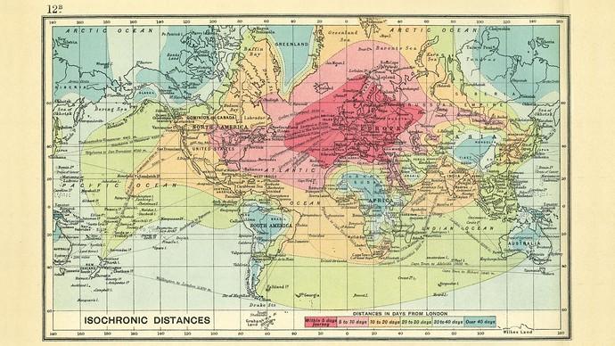 travel 1914