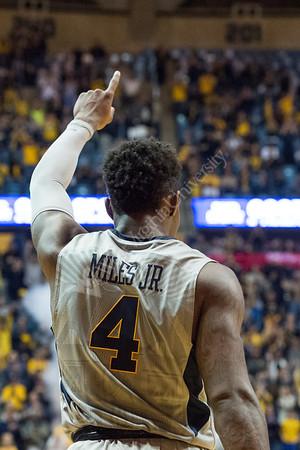 34116 Men's Basketball VS. UVA Dec 2017