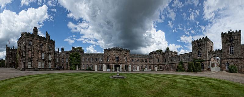 Ripley Castle, Yorkshire.