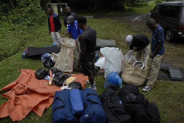 Africa June 2008, Kilimanjaro Photos
