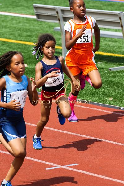 100m Dash Finals