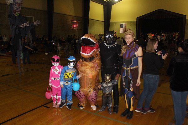 Halloween Walk · Hosted by St. Hubert Catholic School