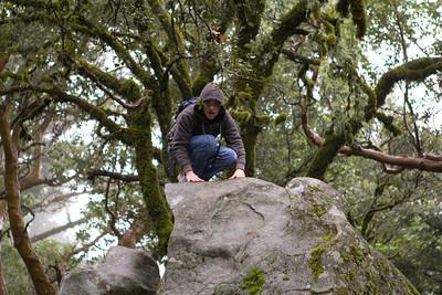 Hiking (Castle Rock) 03/16/12