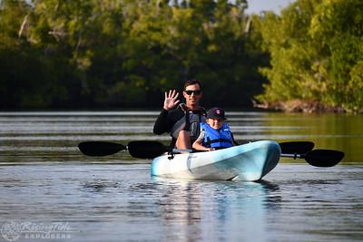 Sunset Kayak Tour - Lessard, Qian, & Stanley