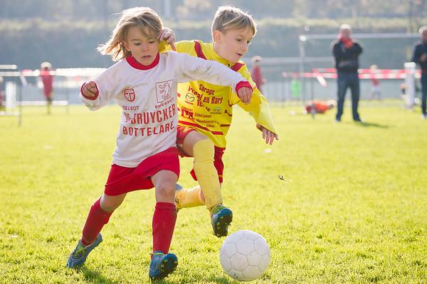 11/11/2014: U8 Duiveltjestornooi FC Tenstar Melle