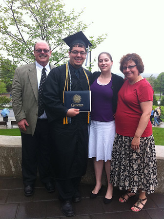 Geneseo Class of 2011 Commencement - May 14
