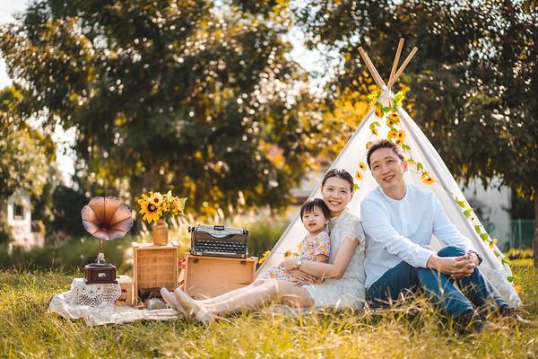 Yang Fong and Yuting Family Photos