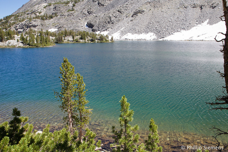 Chicken Foot Lake