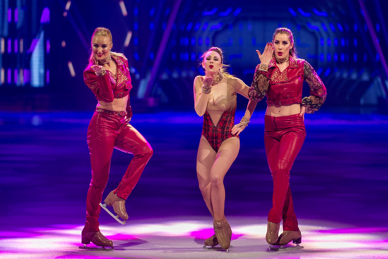 Holiday on Ice am 21.01.16 in Mannheim