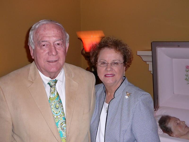 Terry & Rachel