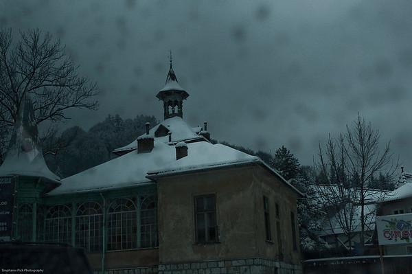 Dracula's Castle Transelvannia