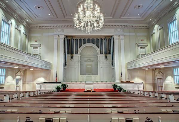SECOND PONCE DE LEON BAPTIST CHURCH